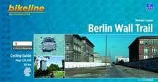 Bikeline Radtourenbuch Berlin Wall Trail