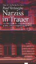Narziss in Trauer