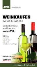 Weinkaufen im Supermarkt 2015