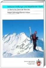 SAC Skitouren Freiburger- Waadtländer Alpen