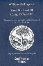 King Richard III / König Richard III