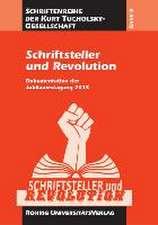 Schriftsteller und Revolution