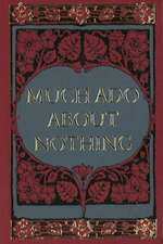 Much Ado About Nothing Minibook -- Limited Gilt-Edged Edition