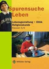 Spurensuche Leben 5 / 6. Lehrbuch.  Brandenburg