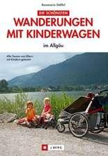 Wanderungen mit dem Kinderwagen im Allgäu