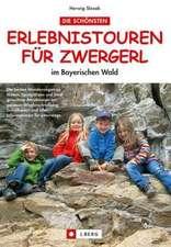Erlebnistouren für Zwergerl im Bayerischen Wald