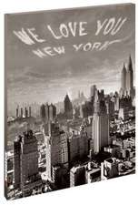 We love New York Blank Book large