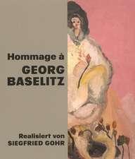 Hommage à Georg Baselitz