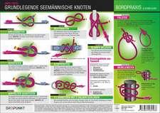 Grundlegende seemännische Knoten