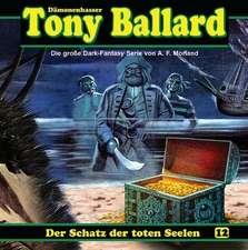 Tony Ballard 12 - Der Schatz der toten Seelen
