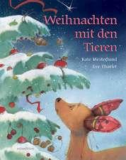 Weihnachten mit den Tieren