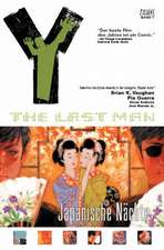 Y: The last Man 08: Japanische Nächte