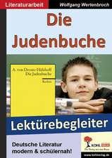 Die Judenbuche - Lektürebegleiter