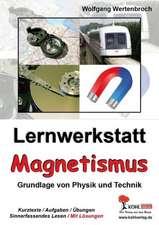 """Lernwerkstatt """"Magnetismus"""""""