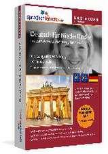 Sprachenlernen24.de Deutsch für Niederländer Basis PC CD-ROM