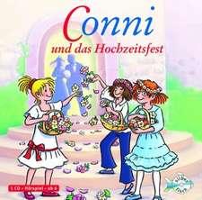 Meine Freundin Conni. Conni und das Hochzeitsfest