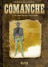 Comanche  07. Der Mann mit dem Teufelsfinger
