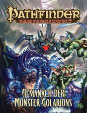 Almanach der Monster Golarions