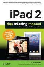 iPad 2: Das Missing Manual