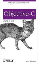 Objective-C - kurz & gut