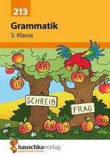 Grammatik 3. Klasse