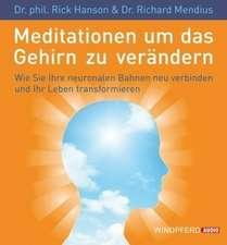 Meditationen, um das Gehirn zu verändern