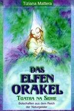 Das Elfen-Orakel. 54 farbige Spielkarten