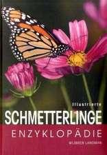 Illustrierte Schmetterlinge-Enzyklopädie