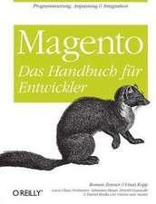 Magento - Das Handbuch für Entwickler