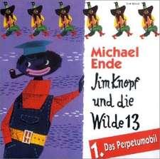 Jim Knopf und die Wilde 13. Folge 1. CD