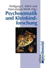 Psychosomatik und Kleinkindforschung