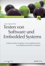 Testen von Software und Embedded Systems