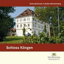 Kulturdenkmale in Baden-Württemberg 09. Schloss Köngen