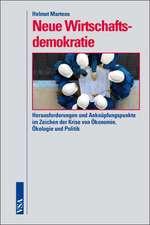 Neue Wirtschaftsdemokratie