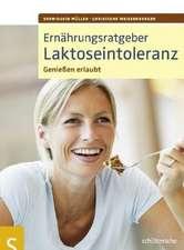 Ernährungsratgeber Laktoseintoleranz