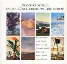 """Franz Radziwill in der Künstlergruppe """"Die Sieben"""""""