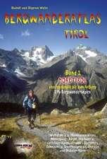 Bergwanderatlas Tirol 02 Nordtirol von Innsbruck bis zum Arlberg