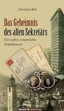 Das Geheimnis Des Alten Sekretars:  Die Jungfrau Und Der Kriegerkonig