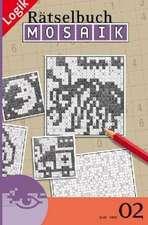 Mosaik-Rätselbuch 02