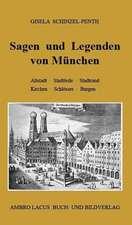Sagen und Legenden von München