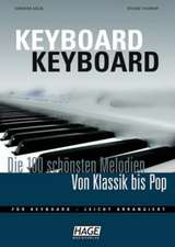 Keyboard Keyboard. Notenbuch