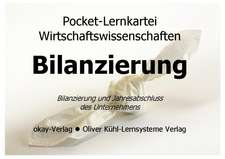 Pocket Lernkartei Bilanzierung