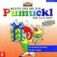 Meister Eder X-MAS 2 und sein Pumuckl. Pumuckl und das Weihnachtsgeschenk. Pumuckl und der erste Schnee