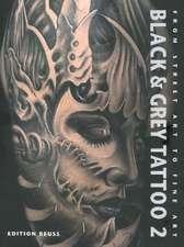 Black & Grey Tattoo: Volume 2: Dark / Horror