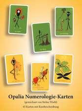 Opalia Numerologie-Karten
