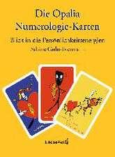 Opalia Numerologie-Karten Set (Deutungsbuch & Karten)