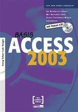 Access 3003 Basis. Mit Daten-CD