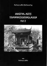 Martial Arts Trainingsgrundlagen 2