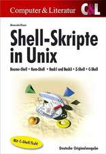 Shell - Skripte in Unix