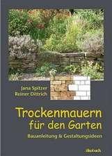 Trockenmauern für den Garten